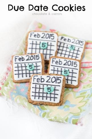 due-date-cookies-chocolateandcarrots-com-pregnancy-announcement