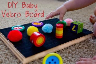 diy-baby-velcro-board